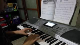 Pelajaran Organ Klasik Dasar Lagu No. 41 Tidurlah