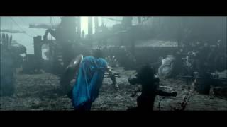300 Rise of an Empire  Best Battle scene(Battle of Marathon)Full HD 1080p
