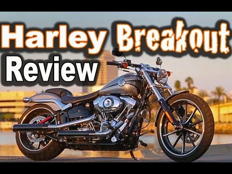 Download Lagu 2015 Harley Davidson Breakout Ride and Review  - First Time Riding a Harley MP3