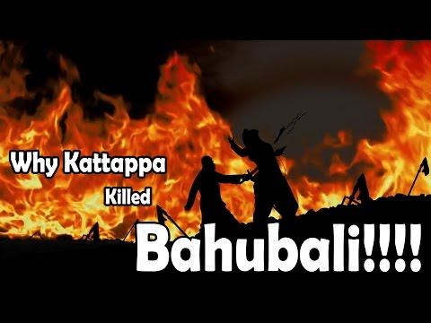 Why Kattappa Killed Bahubali? || Shudh Desi Endings