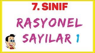 7. SINIF | RASYONEL SAYILAR 1 - ŞENOL HOCA