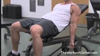 أفضل 3 تمارين لتضخيم عضلات الذراع