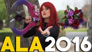 ANIME LOS ANGELES 2016: COSPLAY MUSIC VIDEO