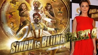 Singh Is Bling Trailer Launch Event (2015) | Akshay Kumar, Amy Jackson, Lara Dutta | Part 2