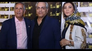مهران مدیری، سوپرستاره جشن تولد غافلگیرانه خانم بازیگر و کافه رویایی پدرش