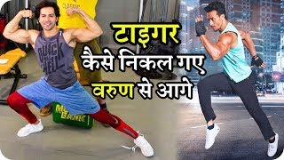 Tiger Shroff Beat Varun Dhawan in Public Popularity and Movie Comparison