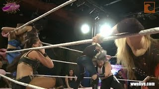 Get Ready For Tonight's Eight Woman Tag Team War At SHINE 39 With This SHINE 38 Recap!
