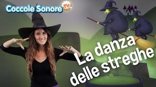 La danza delle streghe - Balliamo con Greta - Canzoni per bambini di Coccole Sonore