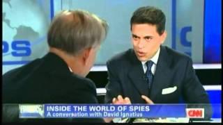 Spy vs Spy (CIA & ISI)