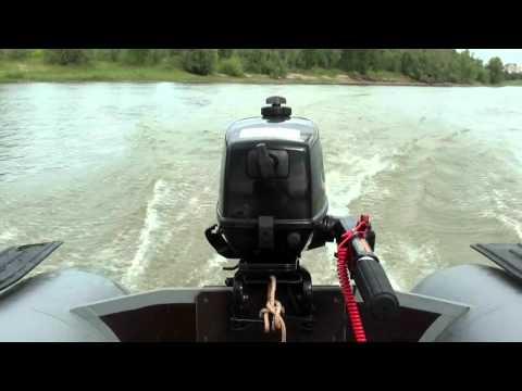лодки с мотором parsun