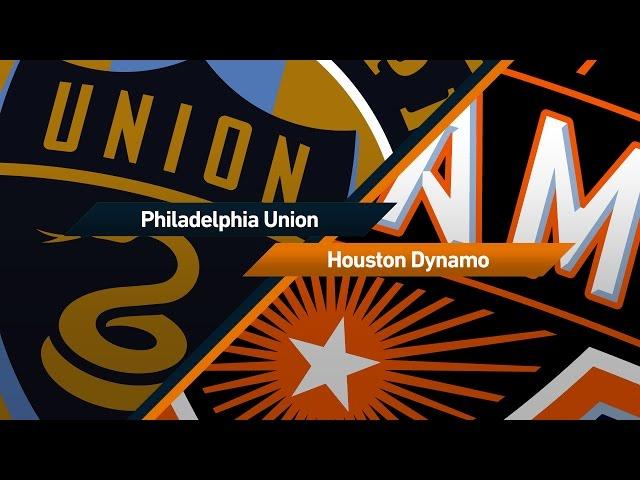 Highlights: Philadelphia Union vs. Houston Dynamo | May 17, 2017
