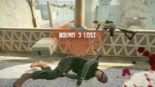 Ranked 3v5 full game 19 kills