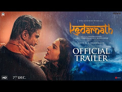 Xxx Mp4 Kedarnath Official Trailer Sushant Singh Rajput Sara Ali Khan Abhishek Kapoor 7th December 3gp Sex