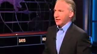 Bill Maher interviews former CIA Analyst about Israel & Palestine
