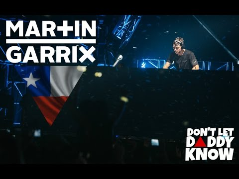 Martin Garrix | Don't Let Daddy Know Chile 2015 | DLDK CHILE 2015