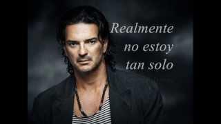 Realmente no estoy tan solo - Ricardo Arjona (Letra)