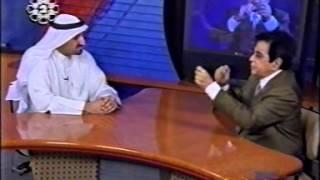 Dilip Kumar - The Greatest Bollywood actor with Ahmad Albaqsami of Kuwait
