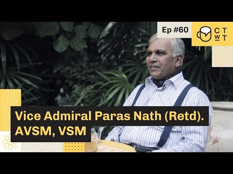 Xxx Mp4 CTwT E60 NDA Exam 42nd Course Topper Vice Admiral Paras Nath Retd AVSM VSM 3gp Sex