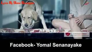 Phire To Pabona Hridoy Khan Ft Raj Official Video With Lyrics By Yomal Senanayake360p