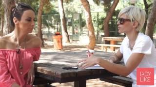 Η Μπέττυ Μαγγίρα στο Ladylike.gr Part 1