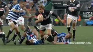 Western Province vs Sharks - All the tries - Currie Cup 2010