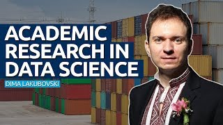 Academic Research in Data Science | Data Science Meetup at Founders House, Copenhagen