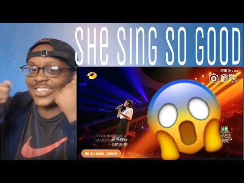Xxx Mp4 KZ Tandingan Sings In Mandarin China Singer 2018 REACTION 3gp Sex