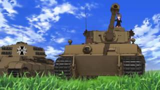 Girls und Panzer [AMV] - To Hell And Back