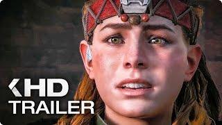 HORIZON: ZERO DAWN Story Trailer German Deutsch (2017)
