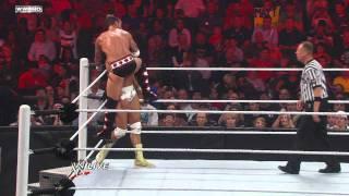 Raw: CM Punk vs. Alberto Del Rio