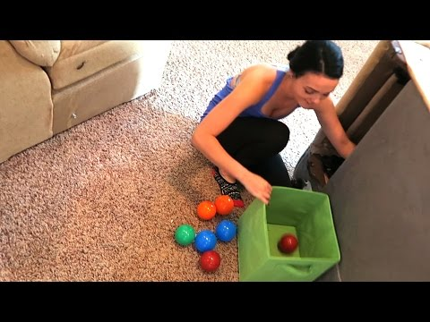 STUPID BALL PRANK