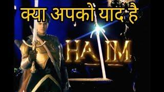 Hatim fantasy | star plus | Did You remember