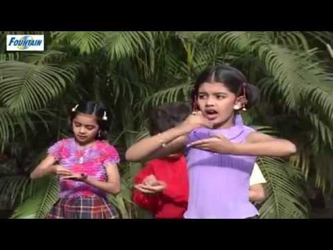 Roj Roj Karuni - Marathi Balgeet For Kids