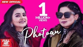 Photoan (Official Video) RAMNEEK   SIMRITA   ROX A   NIKK    Latest Punjabi Songs 2019   MAD 4 MUSIC