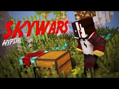 KAFF RAGE ? 10 kills - MINECRAFT - Hypixel - SkyWars #7