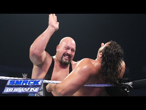 Big Show vs. Rusev: SmackDown, Sept. 26, 2014