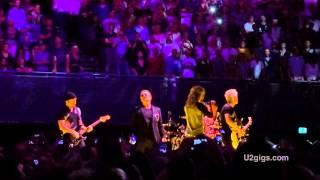 U2 Amsterdam Magnificent Tour Premiere 20150913  U2gigscom