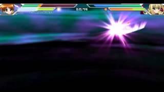"""Mahou Shoujo Nanoha A's Portable - The Gears of Destiny """"Starlight Breaker"""""""