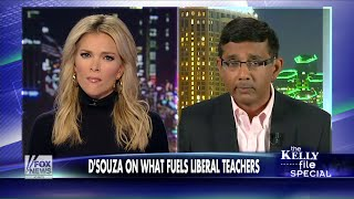 The Kelly File: D'Souza on Liberal Bias in America's Education System