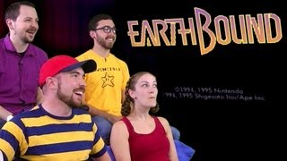EARTHBOUND IS WESTBOUND! - Spring 2013 Show and Trailer!