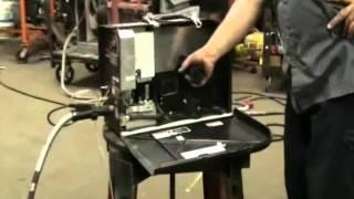 Miller Welder 4-Pack Setup and Testing