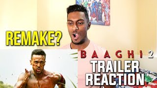 Baaghi 2 Trailer Reaction & Review | Tiger Shroff | PESH Entertainment