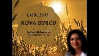 KOVA Burcu Eylül 2017 Astroloji