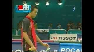 Badminton 2006 Asian Games MS Final [Taufik Hidayat vs Lin Dan]