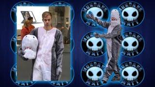 Austrian man wearing Shark costume fined under Anti-Burqa law