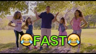 Haschak Sisters-Daddy Says No (FAST)