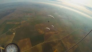 Así entrenan los paracaidistas de la BRIPAC