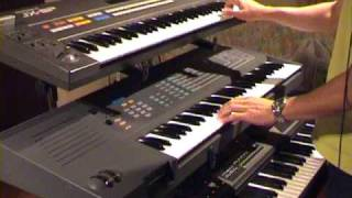 Me playing Pet Shop Boys