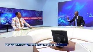 JÉRUSALEM POUR ISRAËL, DONALD TRUMP ET LES PROPHÉTIES? FR PIERRE KAS EXPLIQUE
