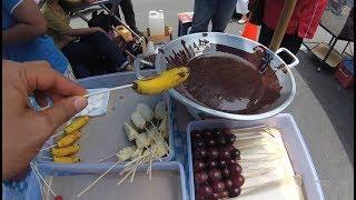Indonesia Yogyakarta Street Food 3811 Part.1 Coklat Buah SunMor UGM YDXJ0992